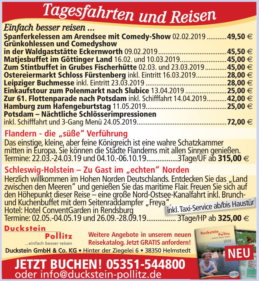 Duckstein GmbH & Co. KG