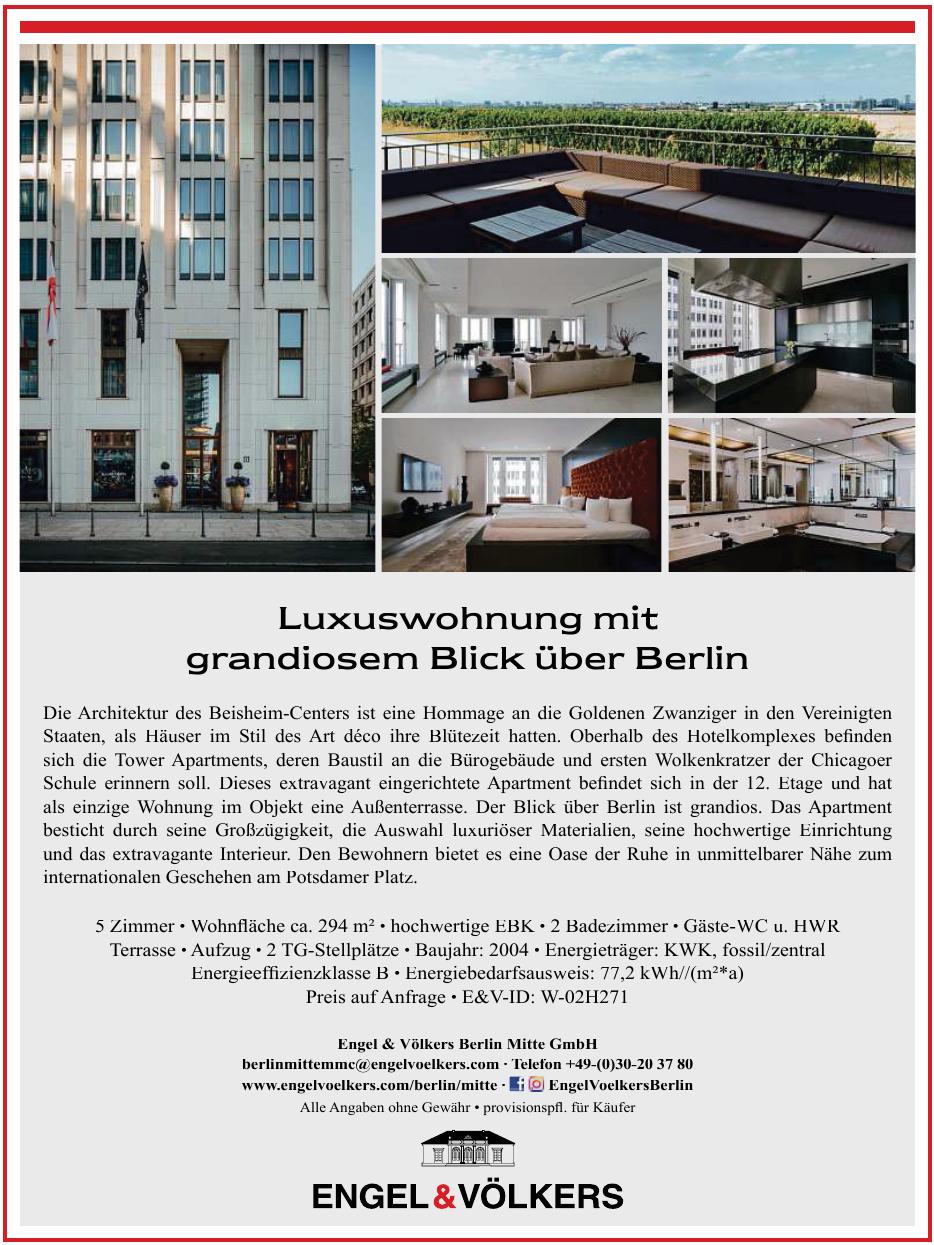 Engel & Volkers Berlin Mitte GmbH