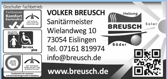 Volker Breusch