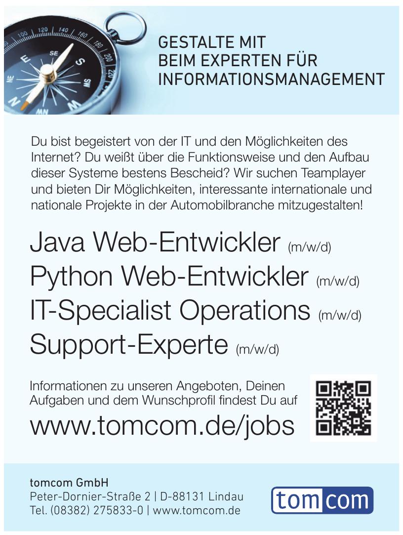 tomcom GmbH