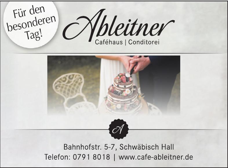 Cafe Ableitner