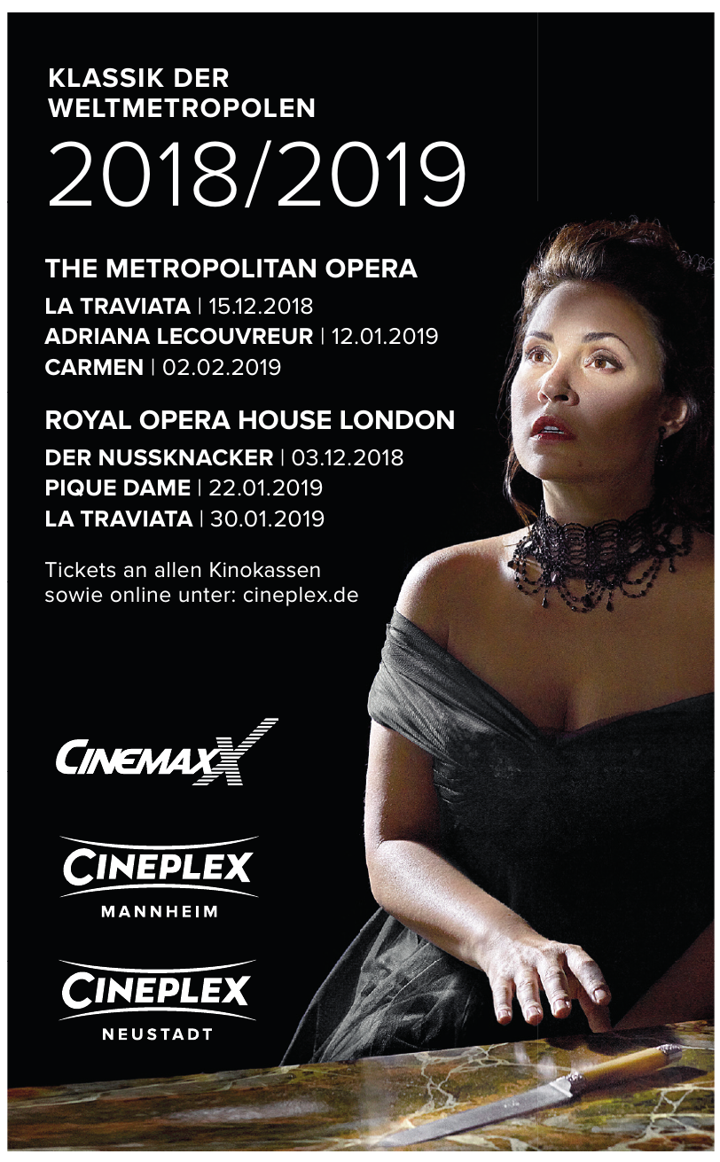 Cinemax & Cineplex