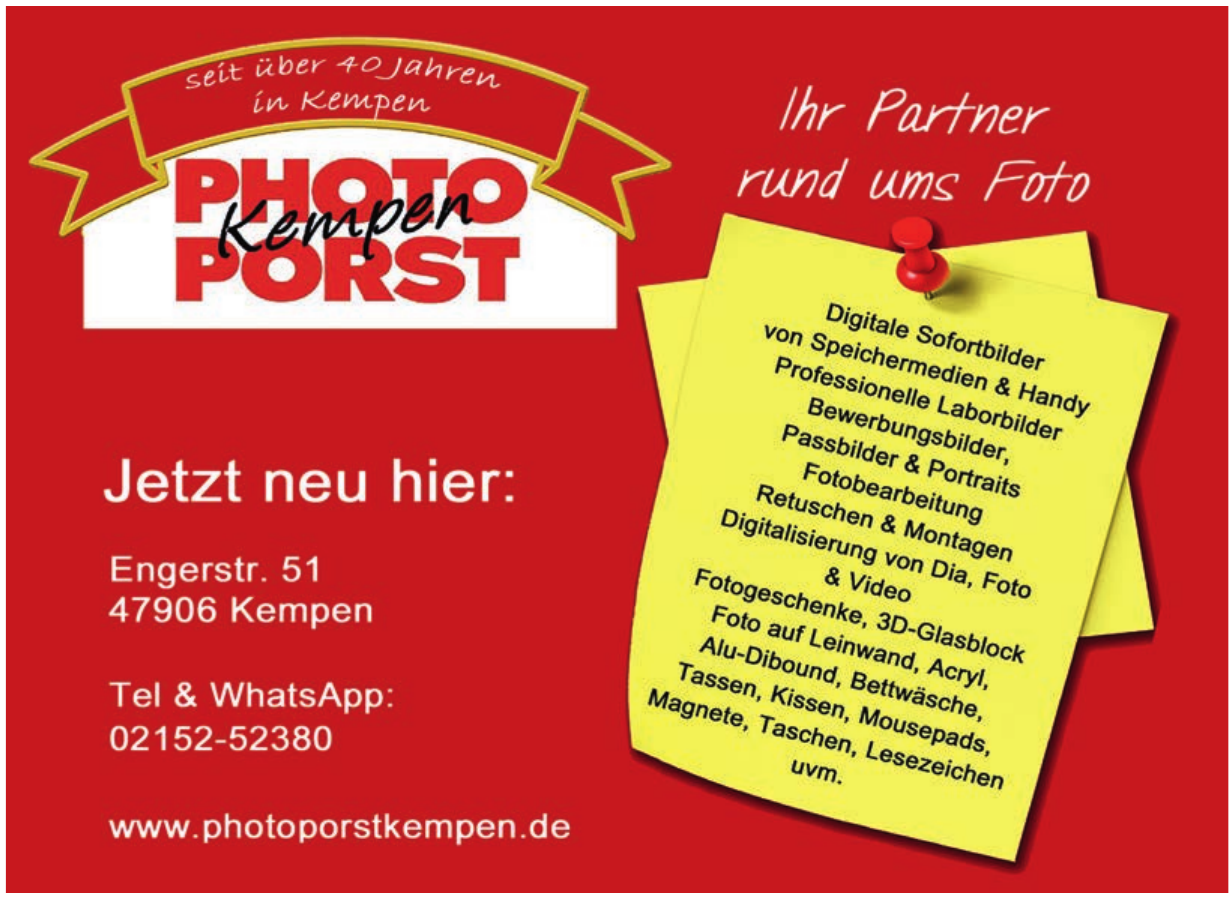 Photo Porst Kempen