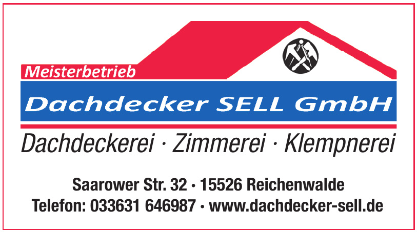 Dachdecker Sell GmbH
