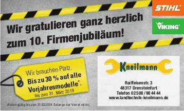 Kneilmann Land- und Gartentechnik
