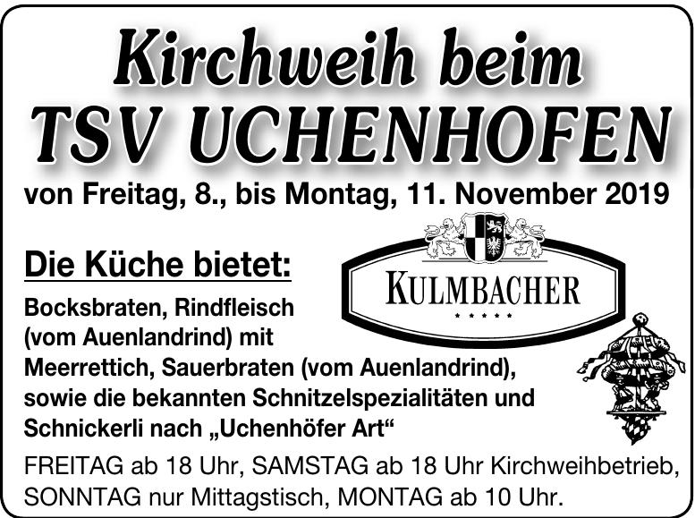 TSV Uchenhofen