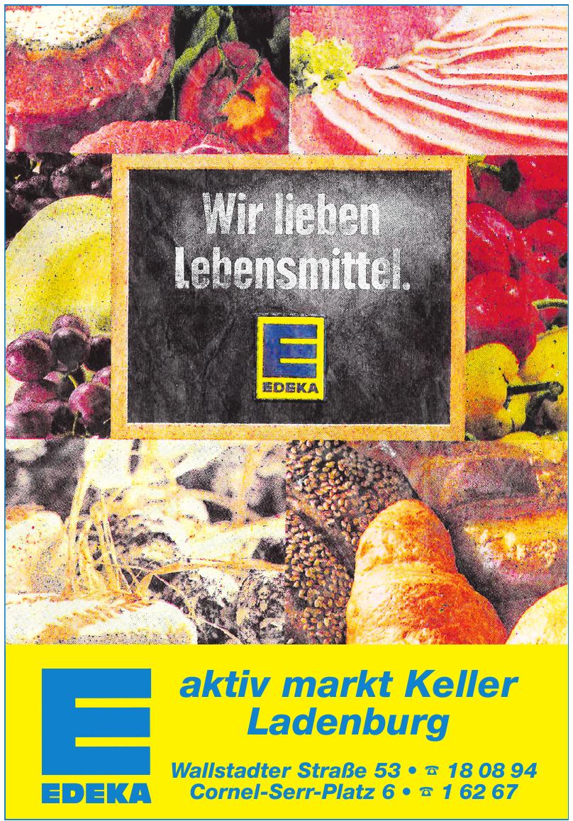 Edeka aktiv markt Keller Ladenburg