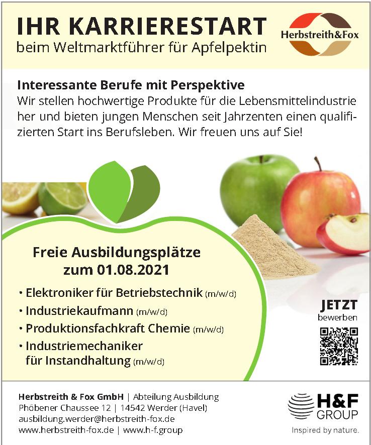 Herbstreith & Fox GmbH