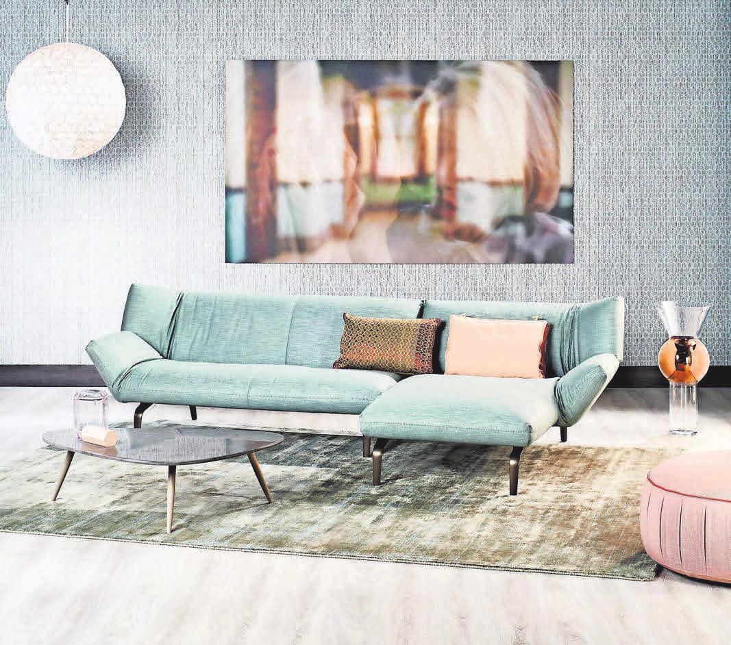 Wohndesign pur präsentiert von Möbel Harrmann. Foto: Rene van der Hulst