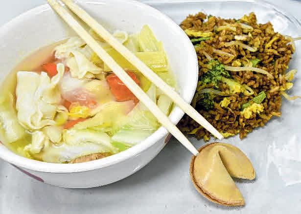 Viele Deutsche können mittlerweile ihr chinesisches Essen mit Stäbchen essen. FOTO: PUBLIC DOMAIN PICTURES