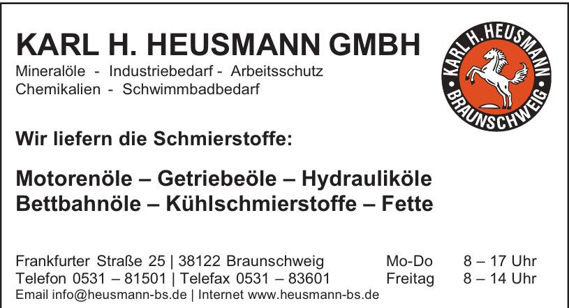 Karl H. Heusmann GmbH