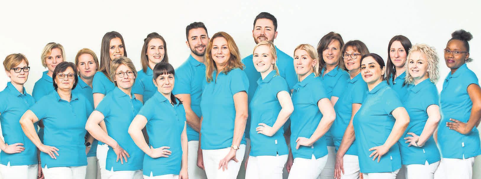 Das Team des Podologie Zentrums Behrens ist an zwei Standorten in Laatzen sowie in Wettbergen vertreten.