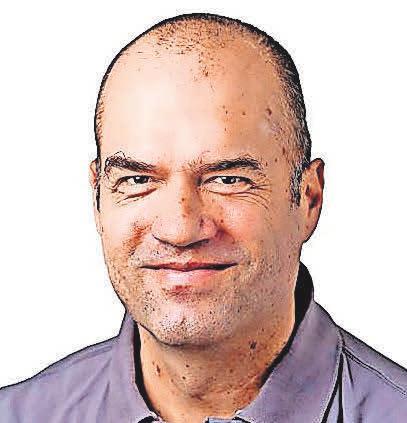 96-WEGBEGLEITER: Uwe von Holt, seit 1989 Sportredakteur in Hannover.