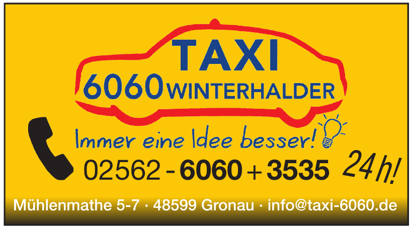 Taxi Winterhalder