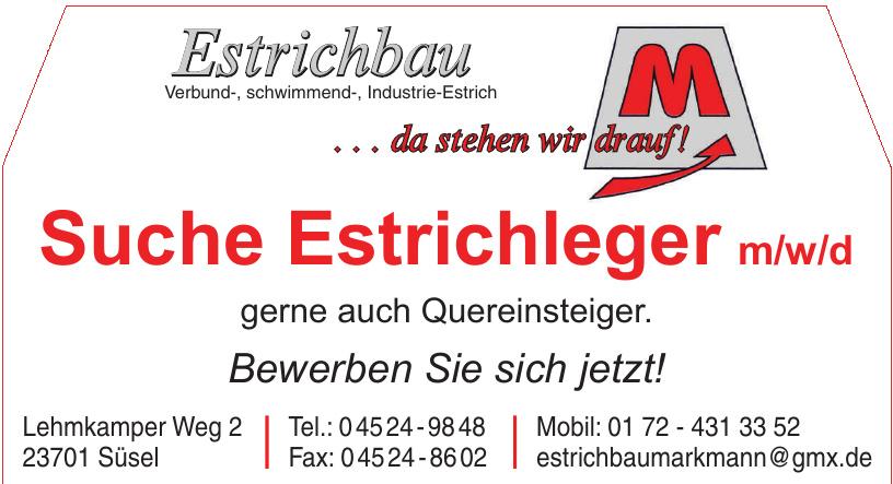 Estrichbau