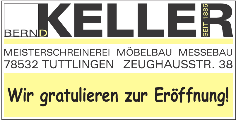 Bernd Keller GmbH