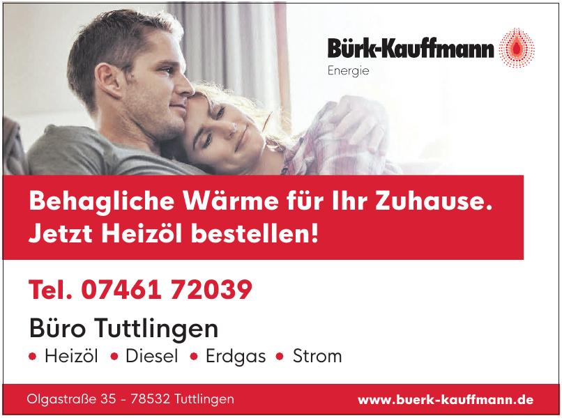 Bürk-Kauffmann Energie