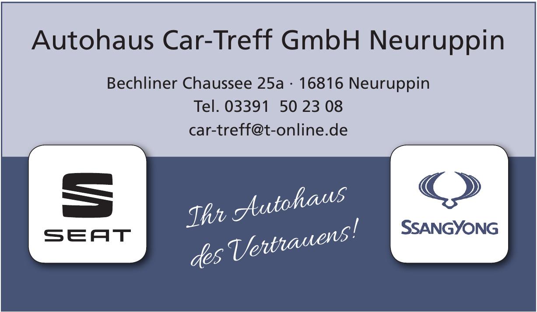 Autohaus Car-Treff GmbH Neuruppin