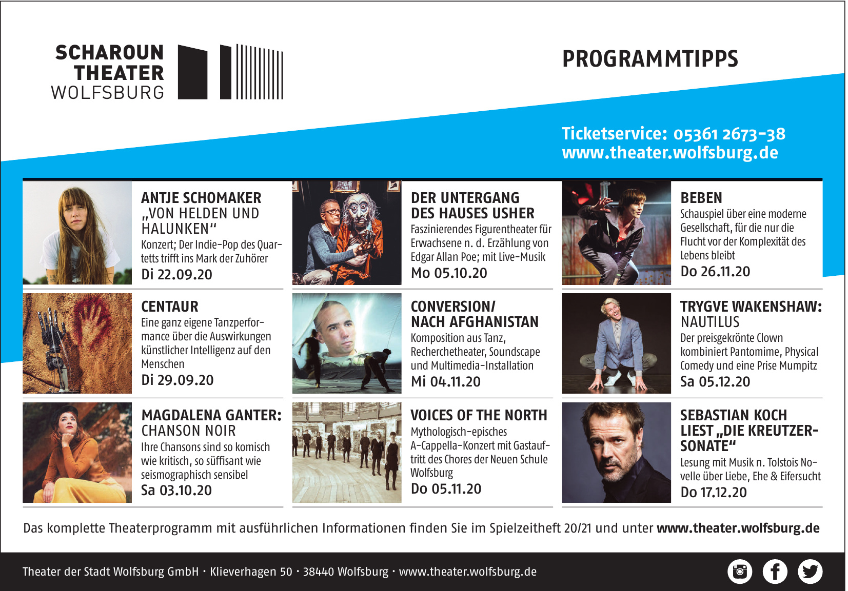 Theater der Stadt Wolfsburg GmbH