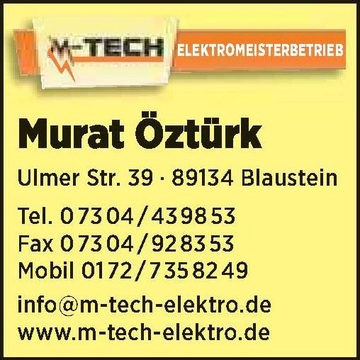 M-Tech elektromeisterbetrieb