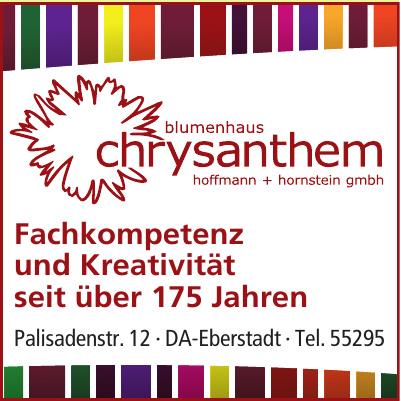 Blumenhaus Chrysanthem Hoffmann + Hornstein GmbH
