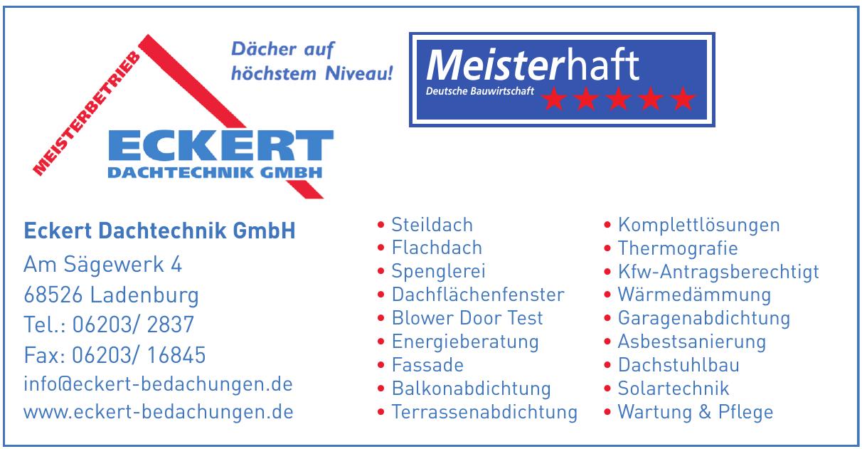 Eckert Dachtechnik GmbH
