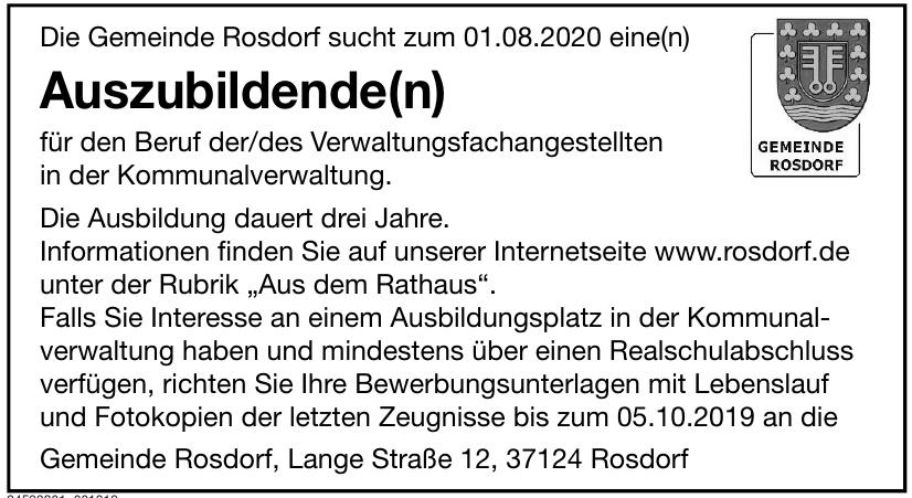 Gemeinde Rosdorf