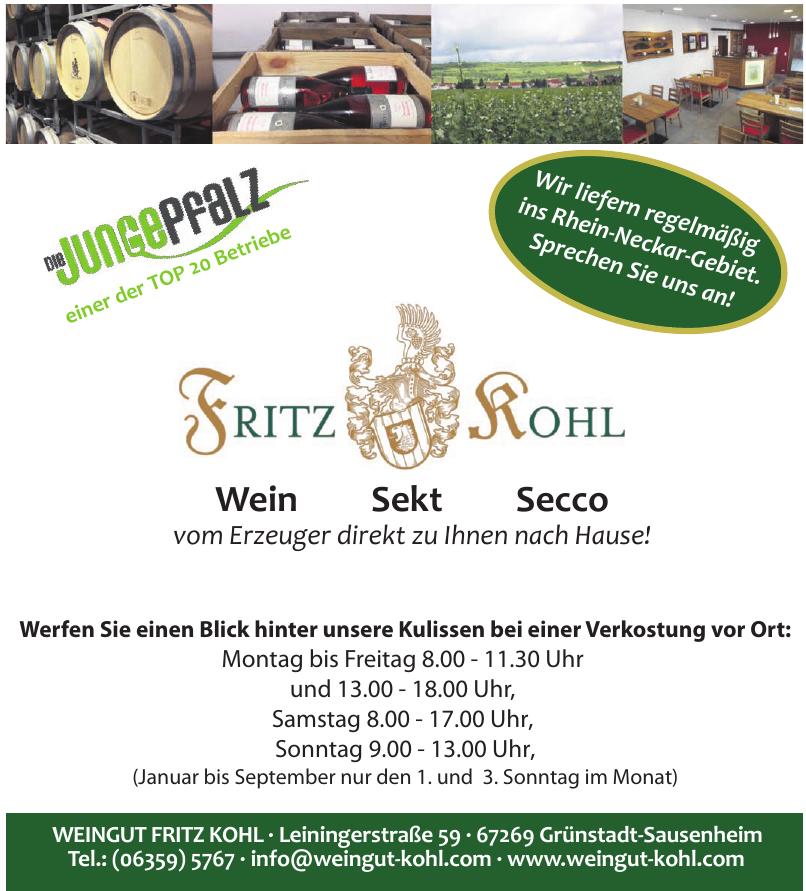 Weingut Fritz Rohl