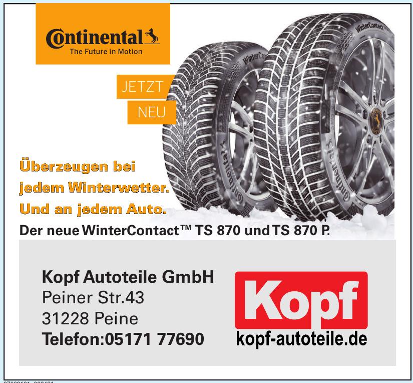 Kopf Autoteile GmbH