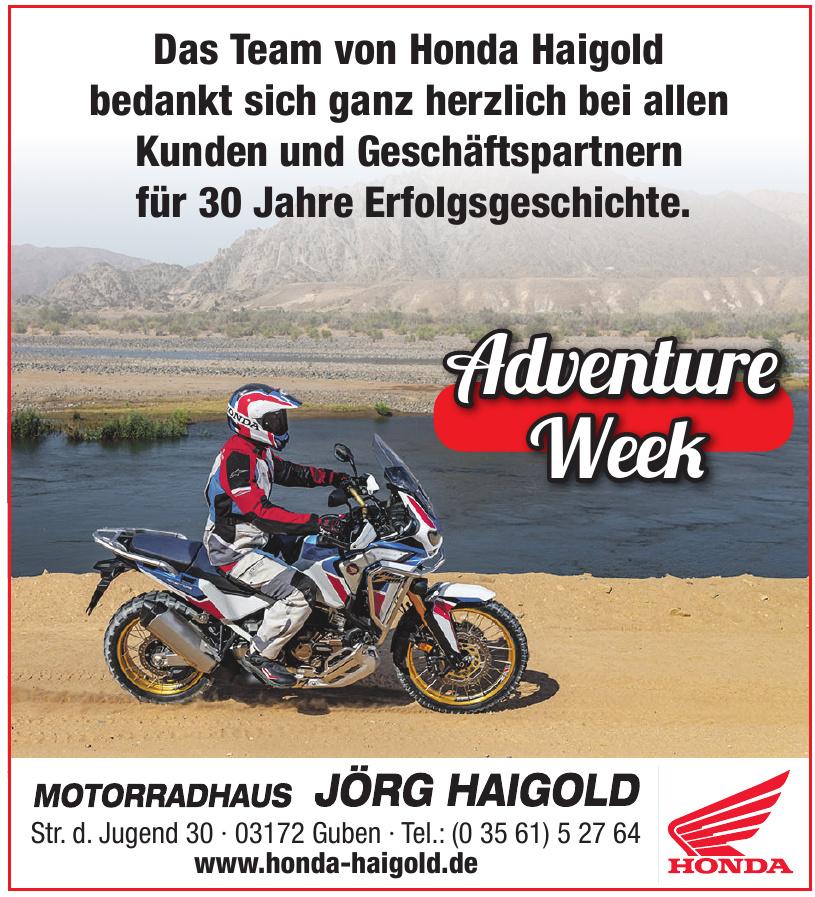 Motorradhaus Haigold
