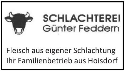 Schlachterei Günter Feddern