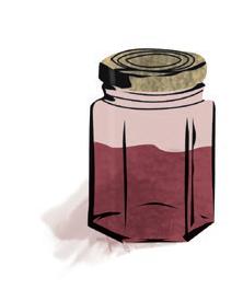Ein Megatrend: selbst gemachte Geschenke wie Marmelade.