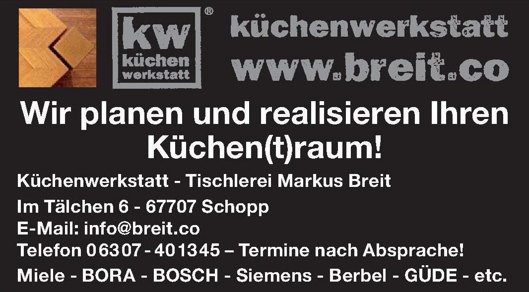 Küchenwerkstatt Markus Breit