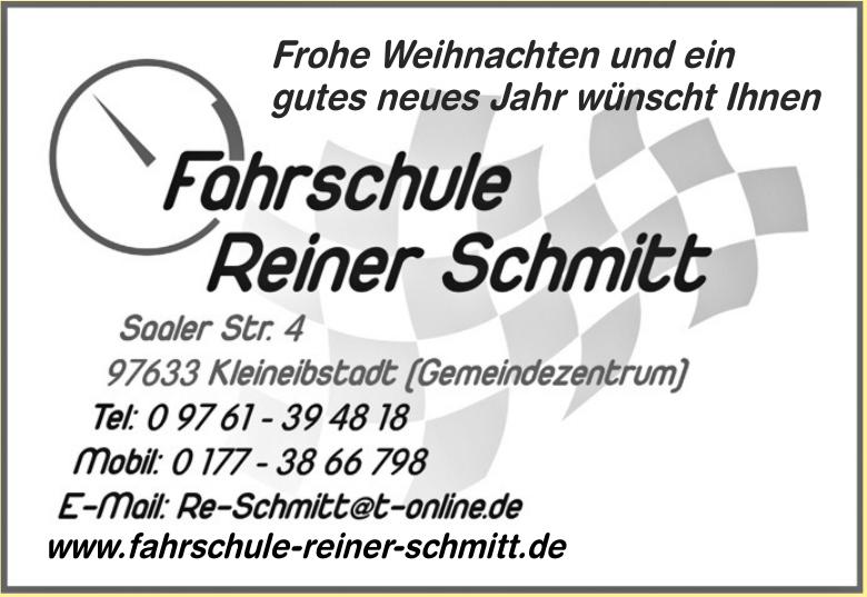Fahrschule Reiner Schmitt