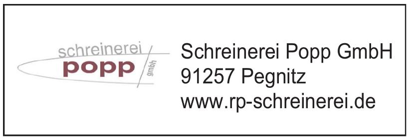 Schreinerei Popp GmbH