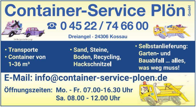 Container-Service Plön GmbH