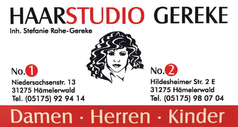Haarstudio Gereke