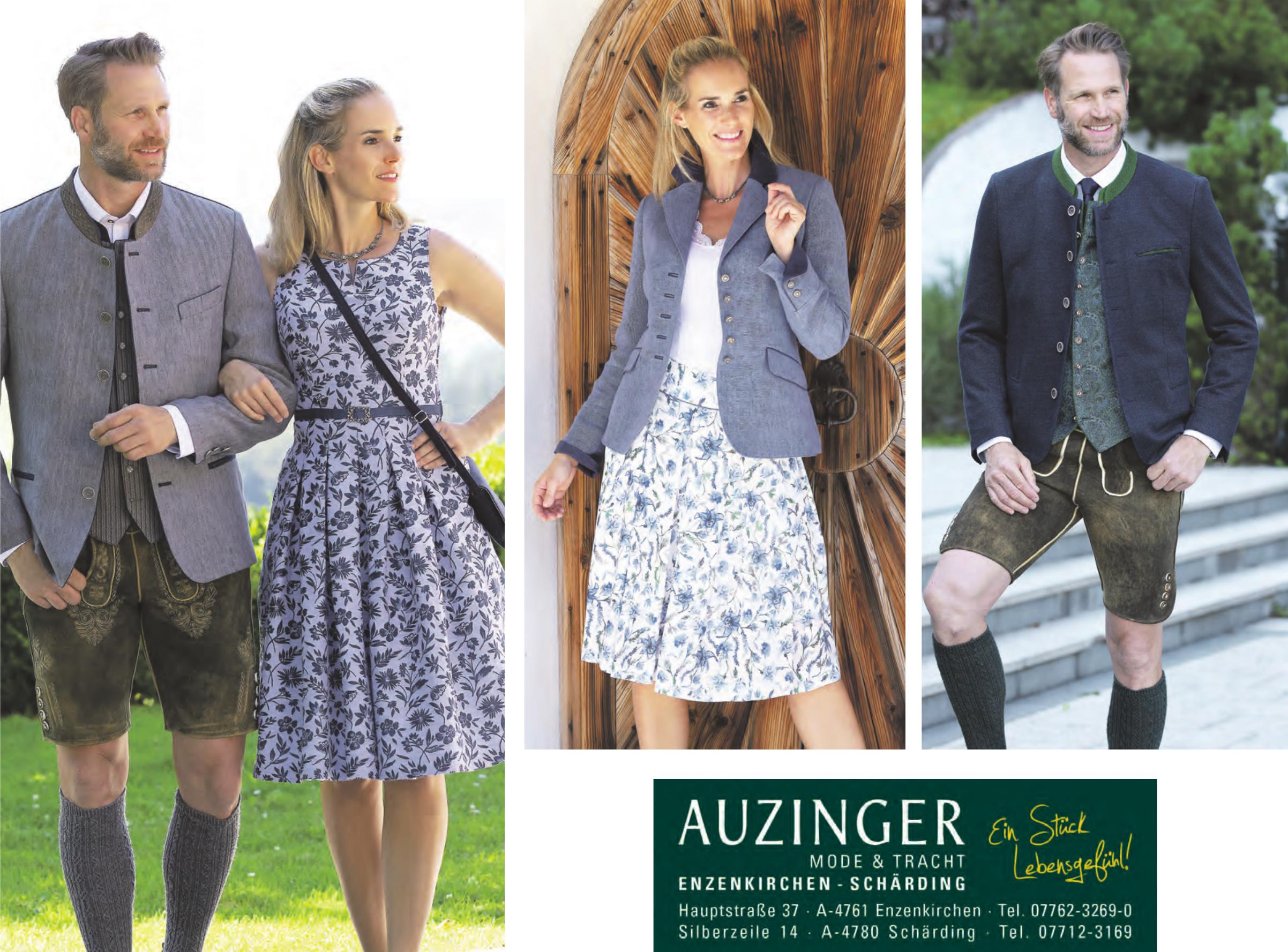 Auzinger Mode & Tracht