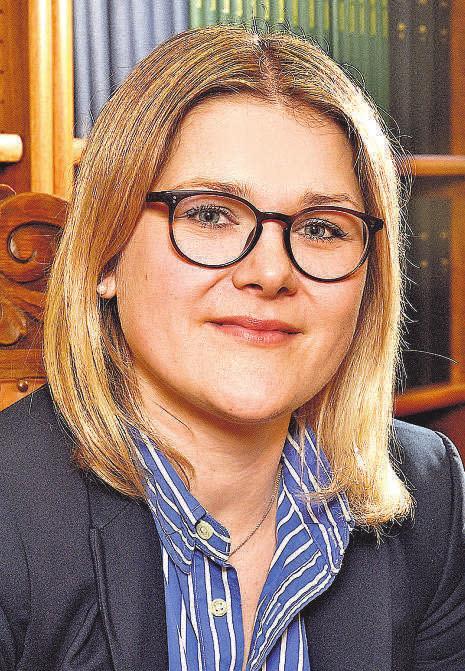 Katharina Kunstmann  FOTO: R