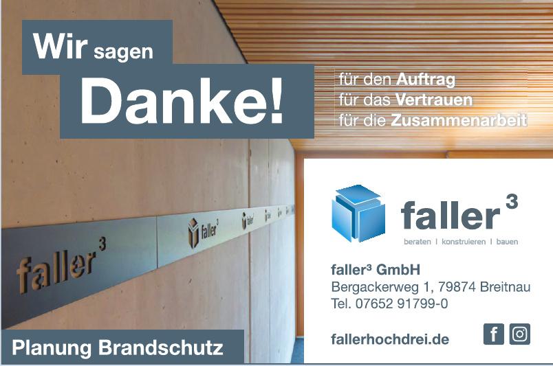 faller3 GmbH