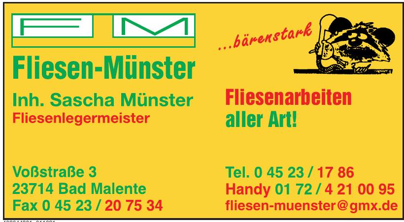 FM Fliesen-Münster