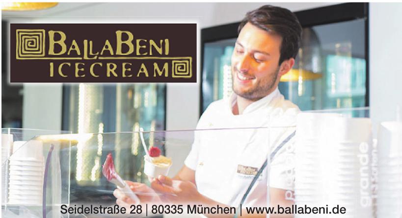 Ballabeni Icecream
