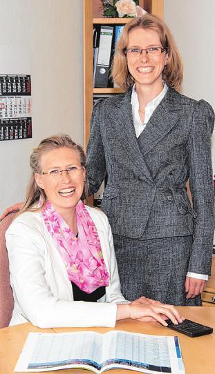 Silja und Britta Zimmermann Foto: Immobilien Zimmermann