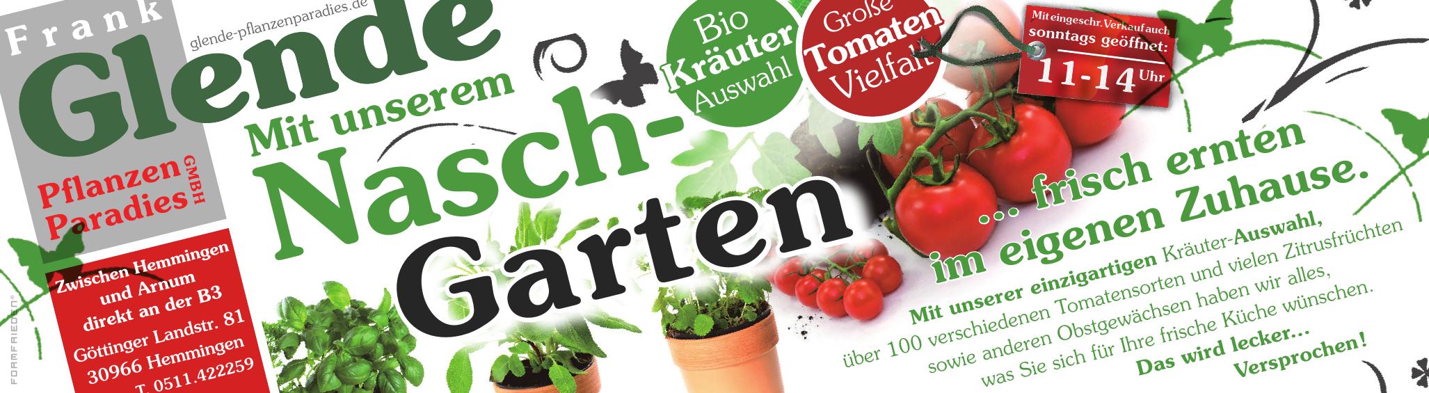 Pflanzen Paradies GmbH