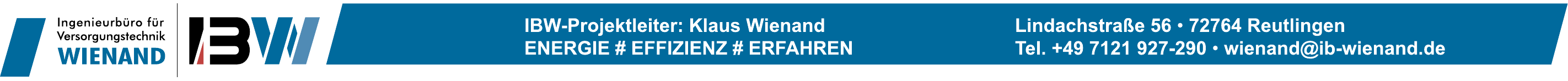 Ingenieurbüro für Versorgungstechnik Wienand