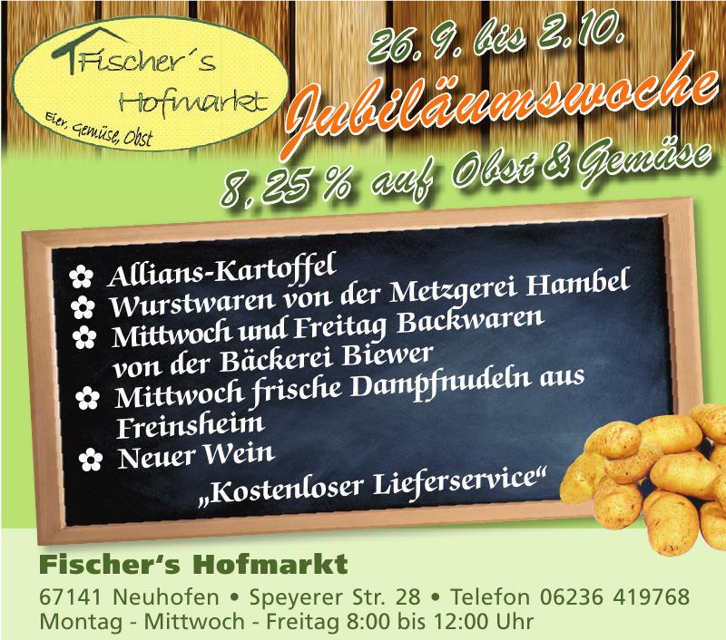 Fischer's Hofmarkt