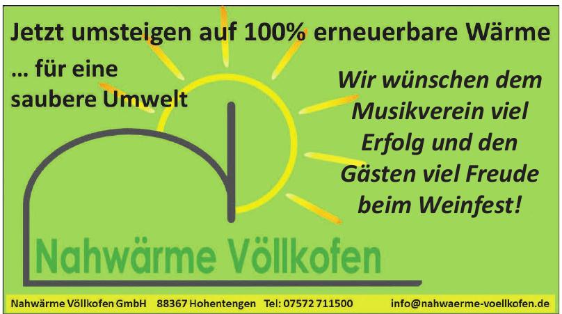Nahwärme Völlkofen GmbH