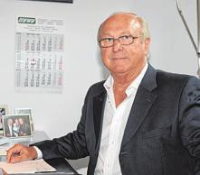 HATRU-Chef Hans Trumpa