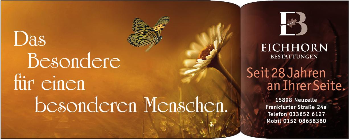 Eichhorn Bestattung