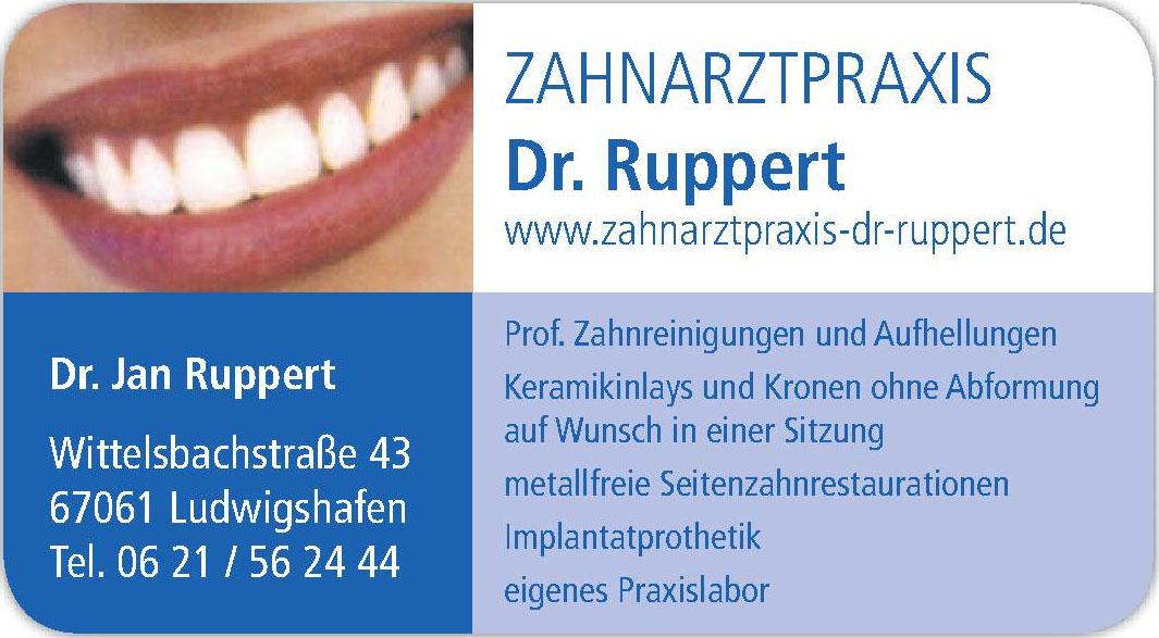 Zahnarztpraxis Dr. Jan Ruppert